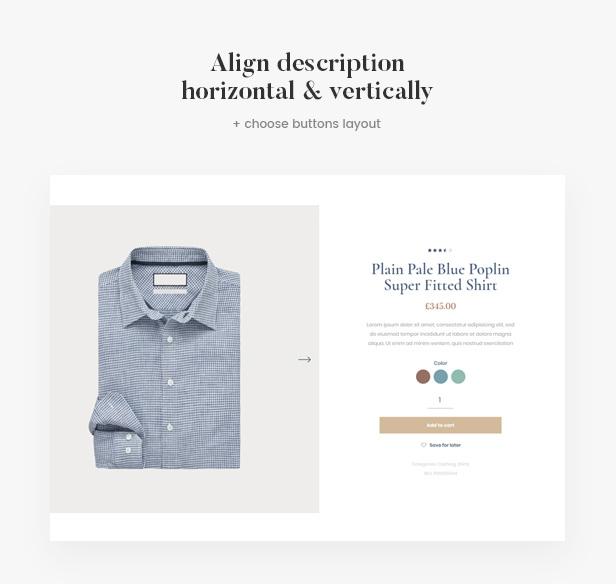 5th Avenue - WooCommerce WordPress Theme - 7